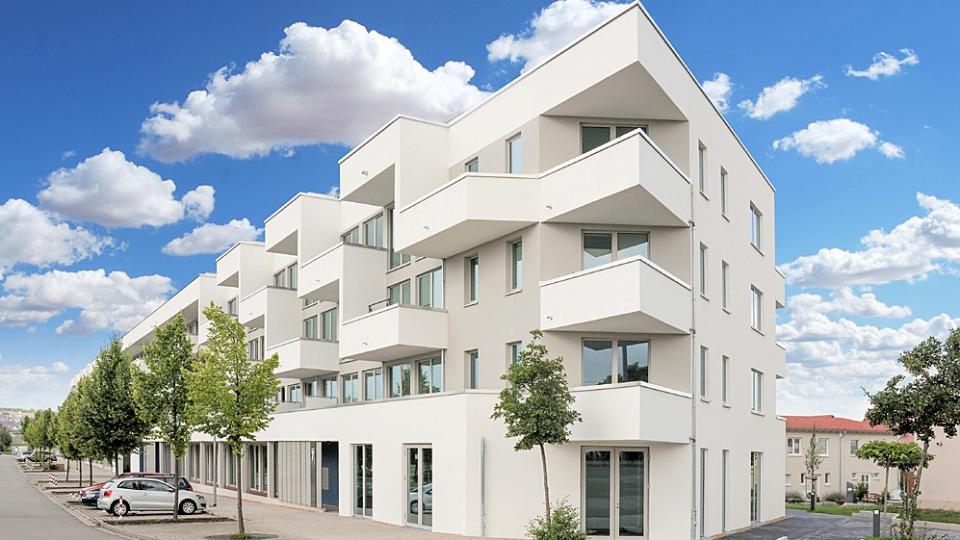 Fünf Business- oder Ferienappartements in Erfurt in der Andreas-Vorstadt
