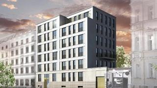 Neubauobjekt in Leipzig im Zentrum in der Innenstadt nähe der Uni-Klinik