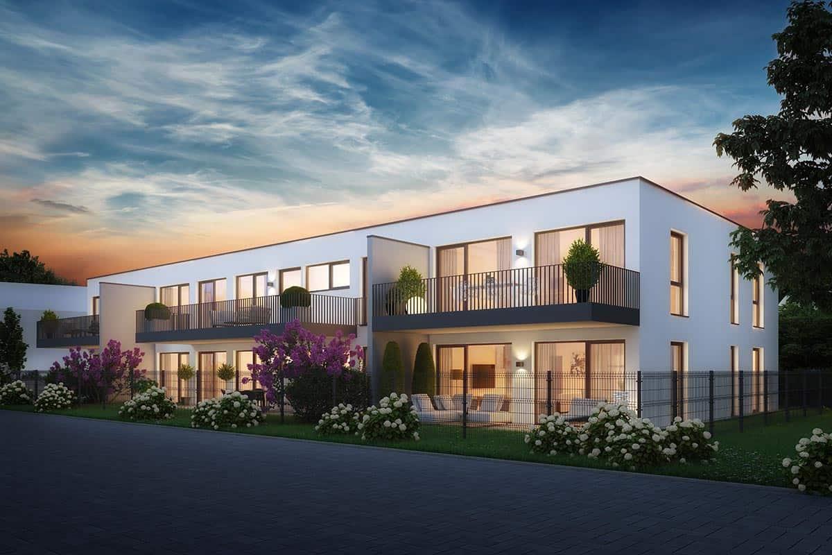 Neubauimmobilie Augsburg-Stadtbergen