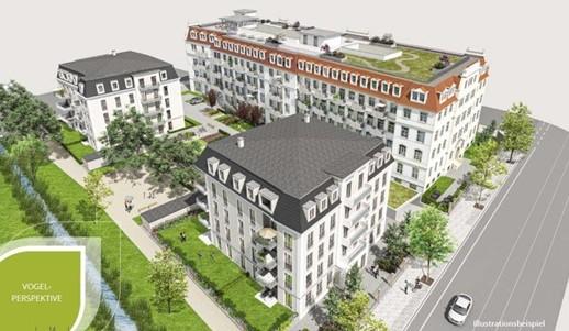 Neubau-Eigentumswohnungen Dresden – Strehlen
