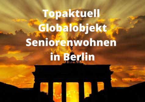 TOPAKTUELL: Globalobjekt in Berlin