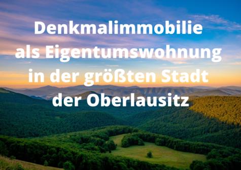 TOPAKTUELL: Eigentumswohnungen in der Oberlausitz