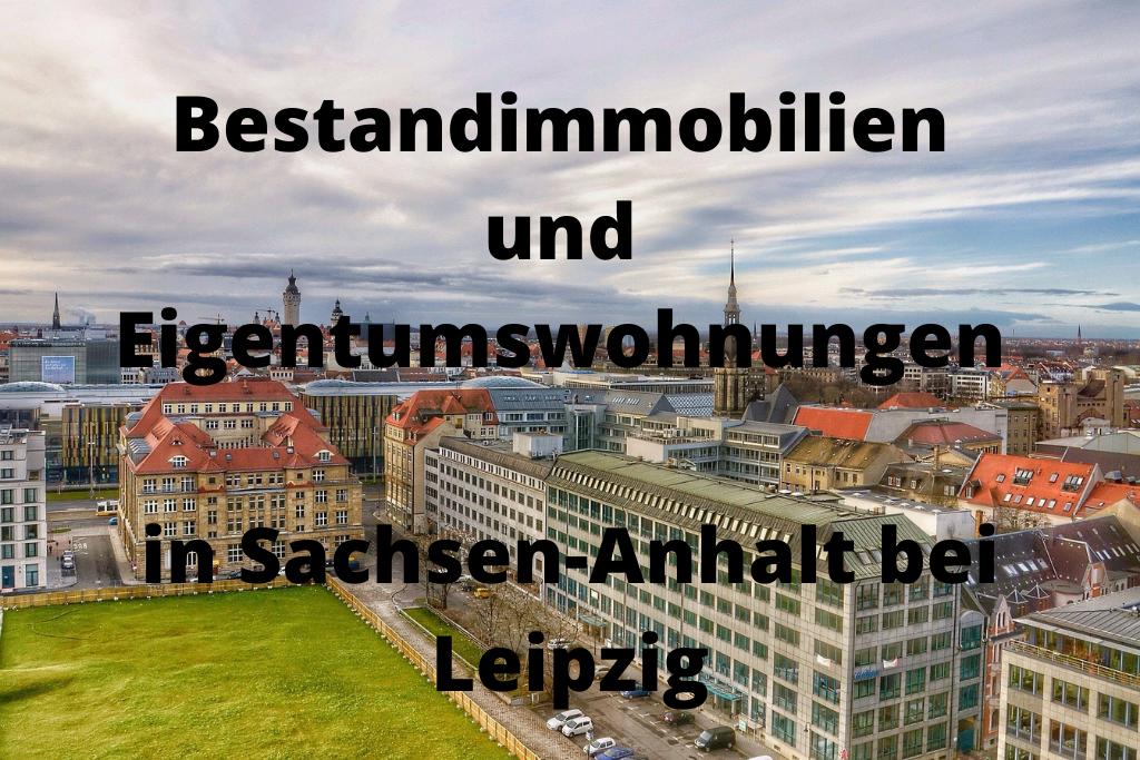 Eigentumswohnungen bei Leipzig