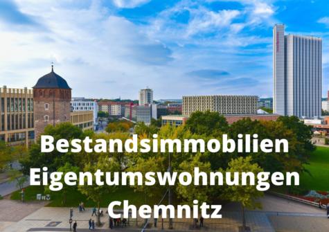 Bestandsimmobilien ETW Chemnitz