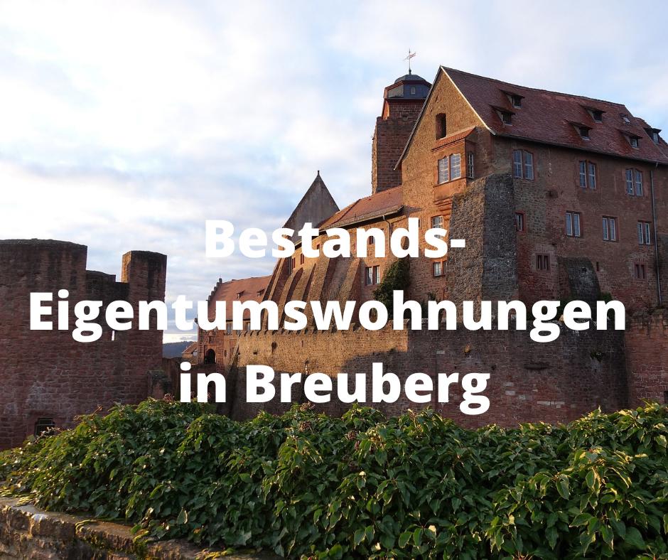 Bestands-Eigentumswohnungen in Breuberg