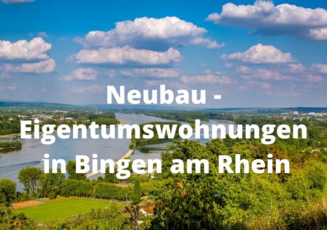 Eigentumswohnungen Bingen am Rhein – Neubau