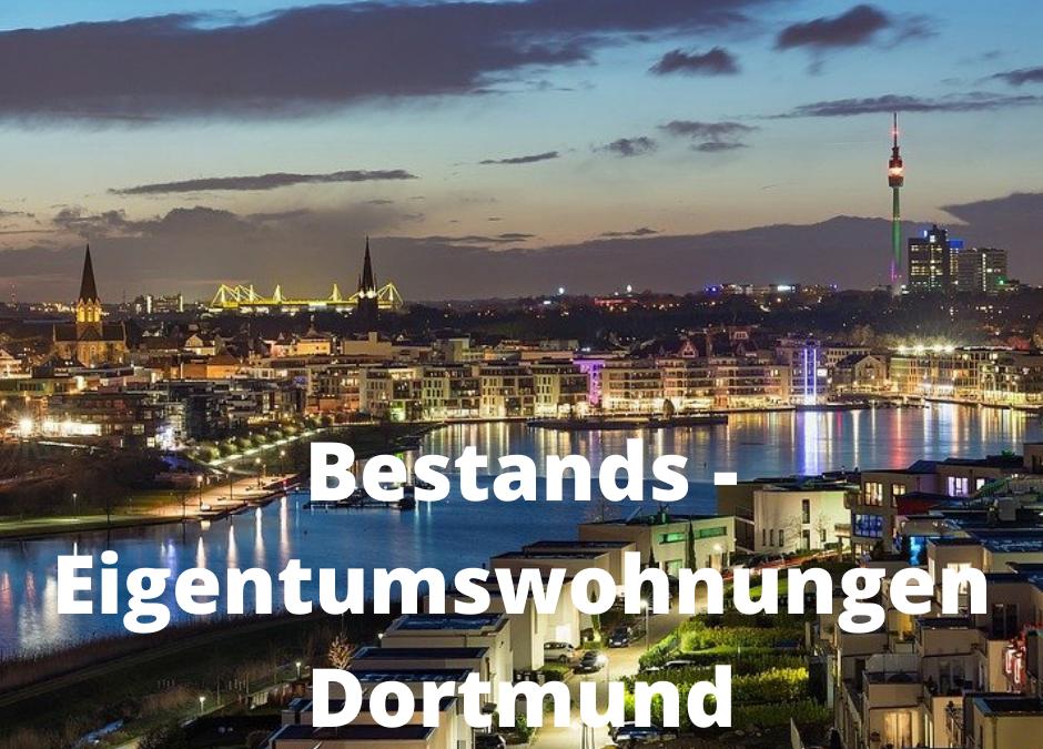 Bestands – Eigentumswohnungen Dortmund
