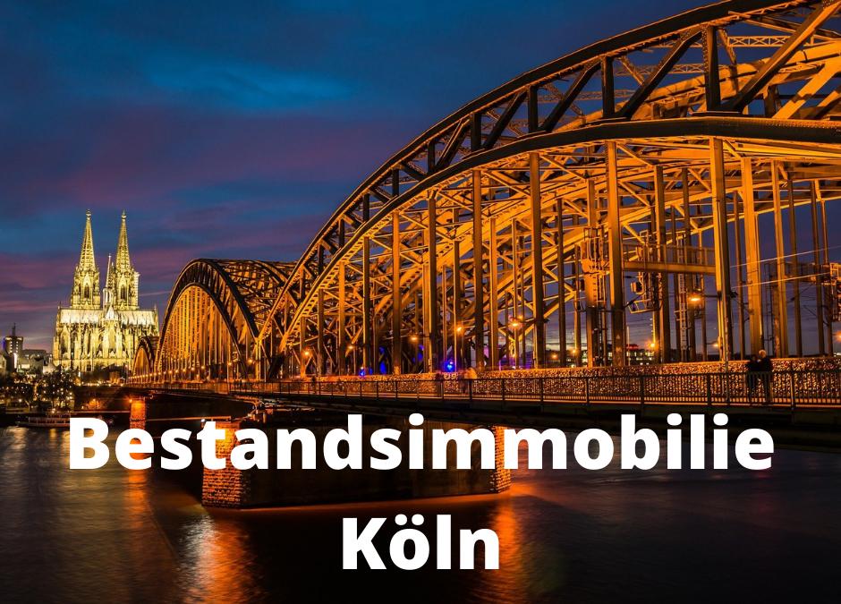 Bestandsimmobilien Köln-Neubrück
