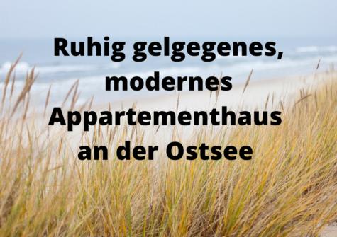 Ruhig gelegenes hanseatisches Ferienparadies in Mecklenburg-Vorpommern