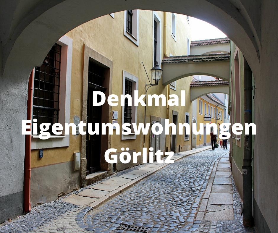 Denkmal-Eigentumswohnungen Görlitz