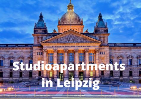 Studioapartments in Leipzig