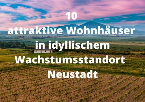 10 attraktive Wohnhaeuser in idyllischem Wachstumsstandort