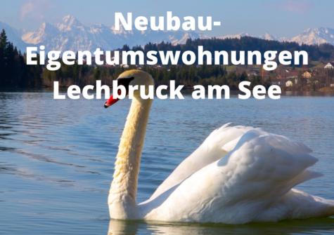 Neubau-Eigentumswohnungen Lechbruck am See