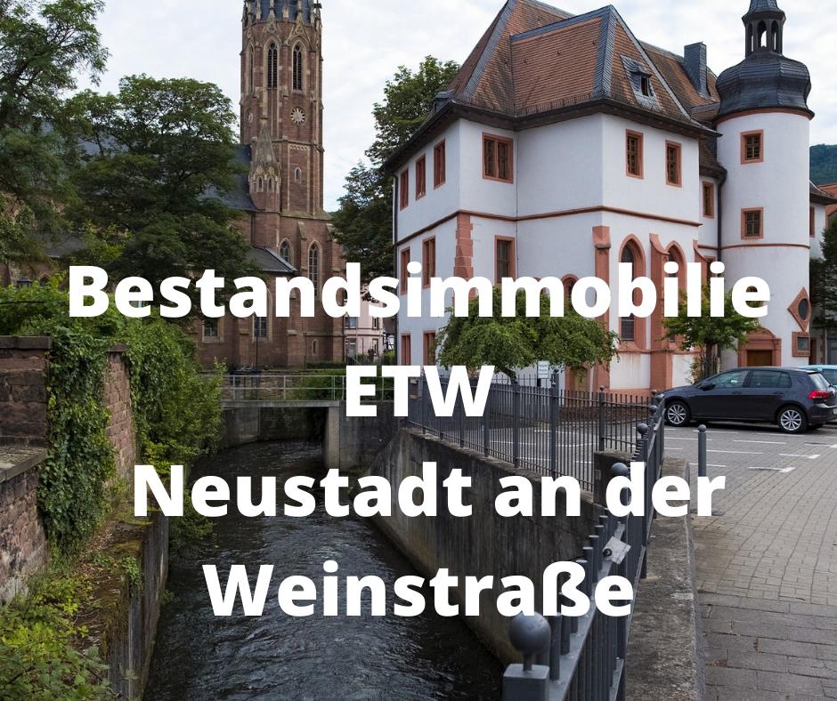 Bestands-Eigentumswohnungen Neustadt an der Weinstraße