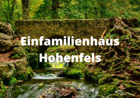 Einfamilienhaus Hohenfels