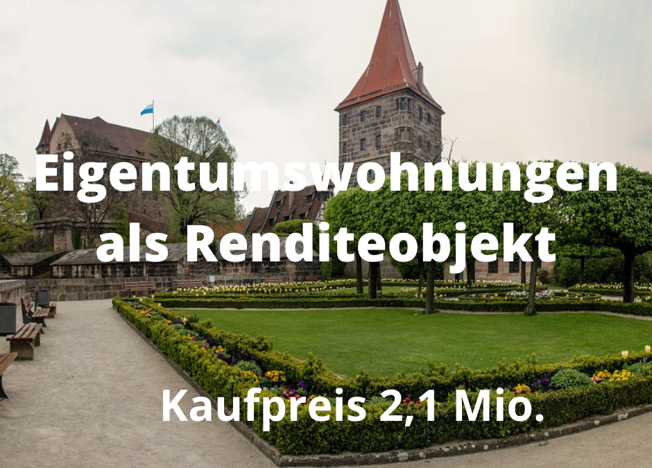 Berlin: Eigentumswohnungen als Renditeobjekt