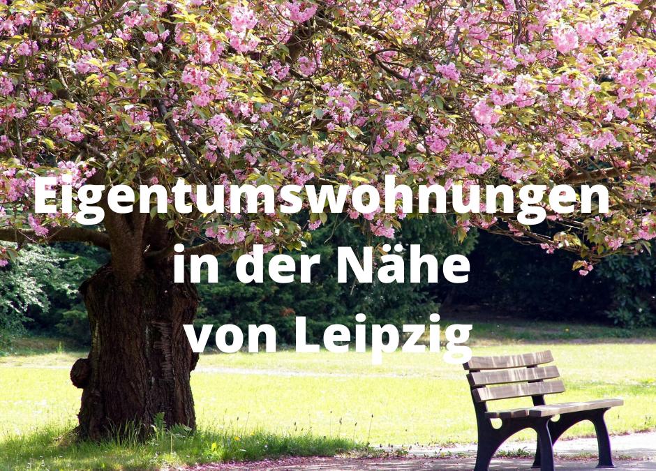 Eigentumswohnungen 30 km von Leipzig entfernt