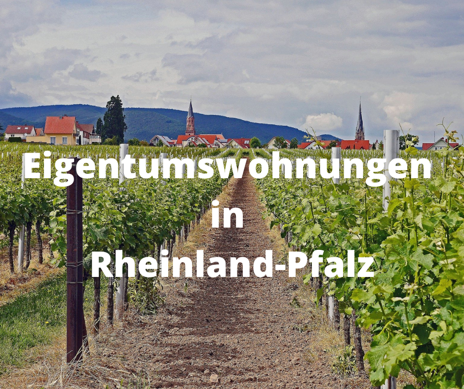 Eigentumswohnungen in Rheinland-Pfalz